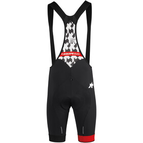 assos T Équipe Evo Bib Shorts Men national red